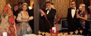 festa di Carnevale a Venezia con Dove Vuoi Catering - catering per feste
