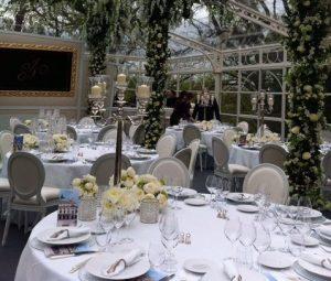 Matrimonio a Parigi per una coppia di Mosca con Dove Vuoi Catering - catering per matrimoni