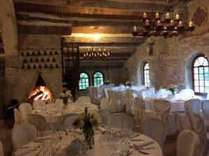 Matrimonio tra Parigi e la Romagna Jean e Caterina - catering per matrimoni