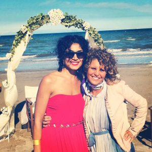 Matrimonio sulla spiaggia con Dove vuoi catering - catering per matrimoni