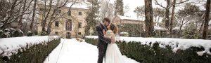 matrimoni invernali villa rota