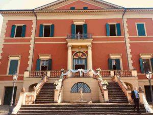 Matrimonio Diletta e Kritan Villa Rota