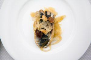 menù chef walter bianconi secondo pesce