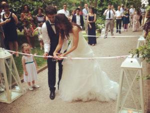 matrimoni villa rota taglio nastro